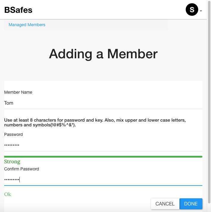Add a Team Member